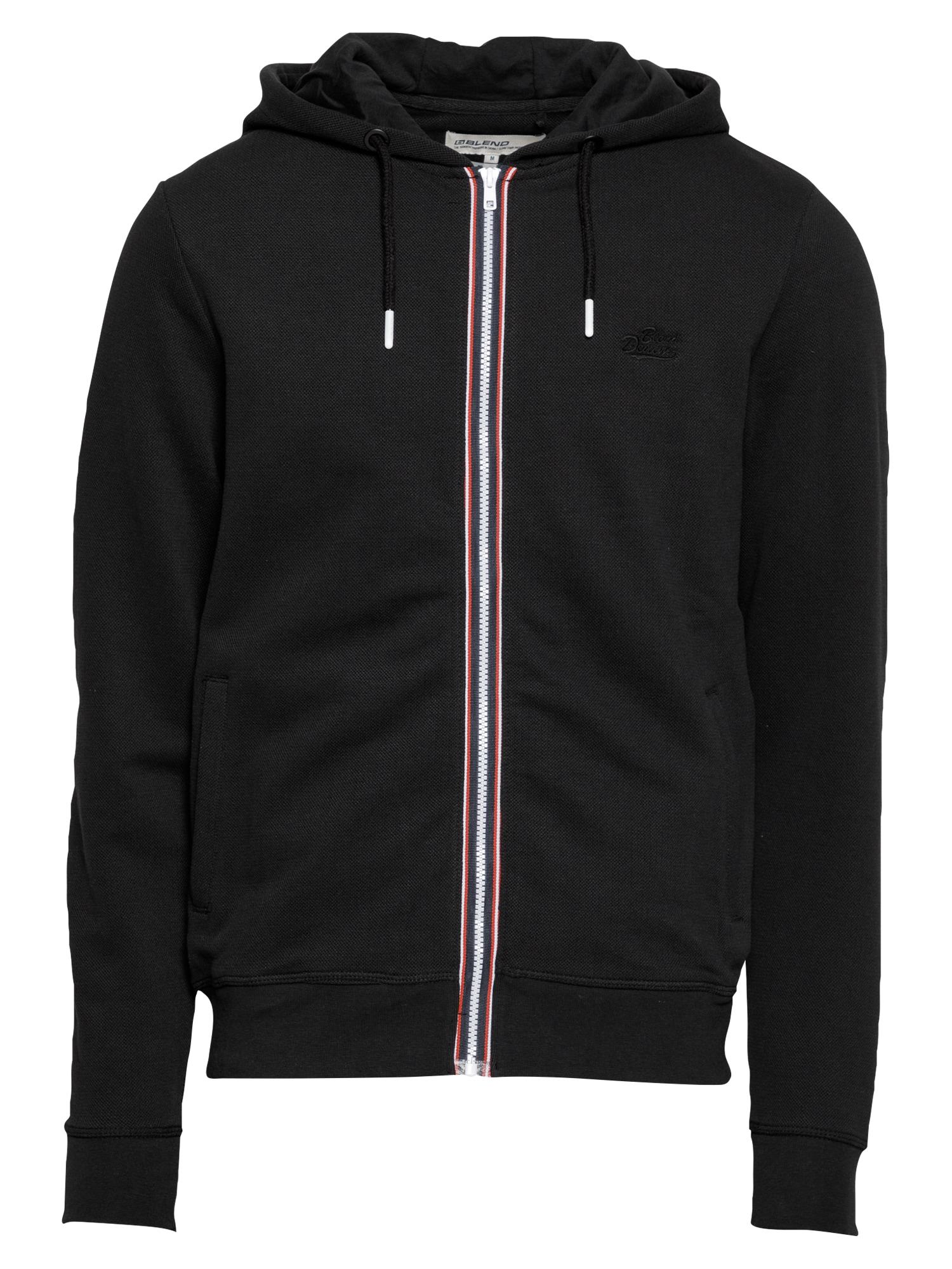 BLEND Džemperis juoda