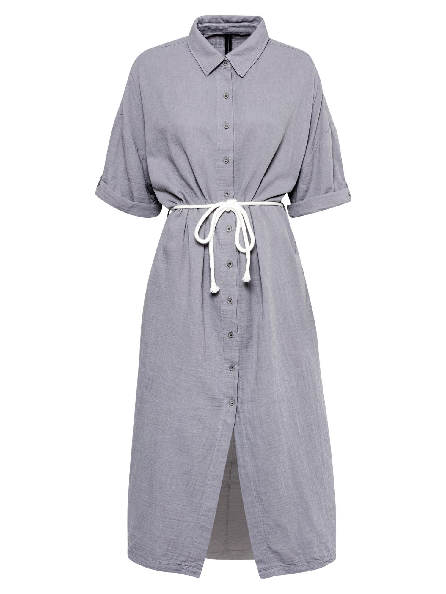 10Days Palaidinės tipo suknelė pilka