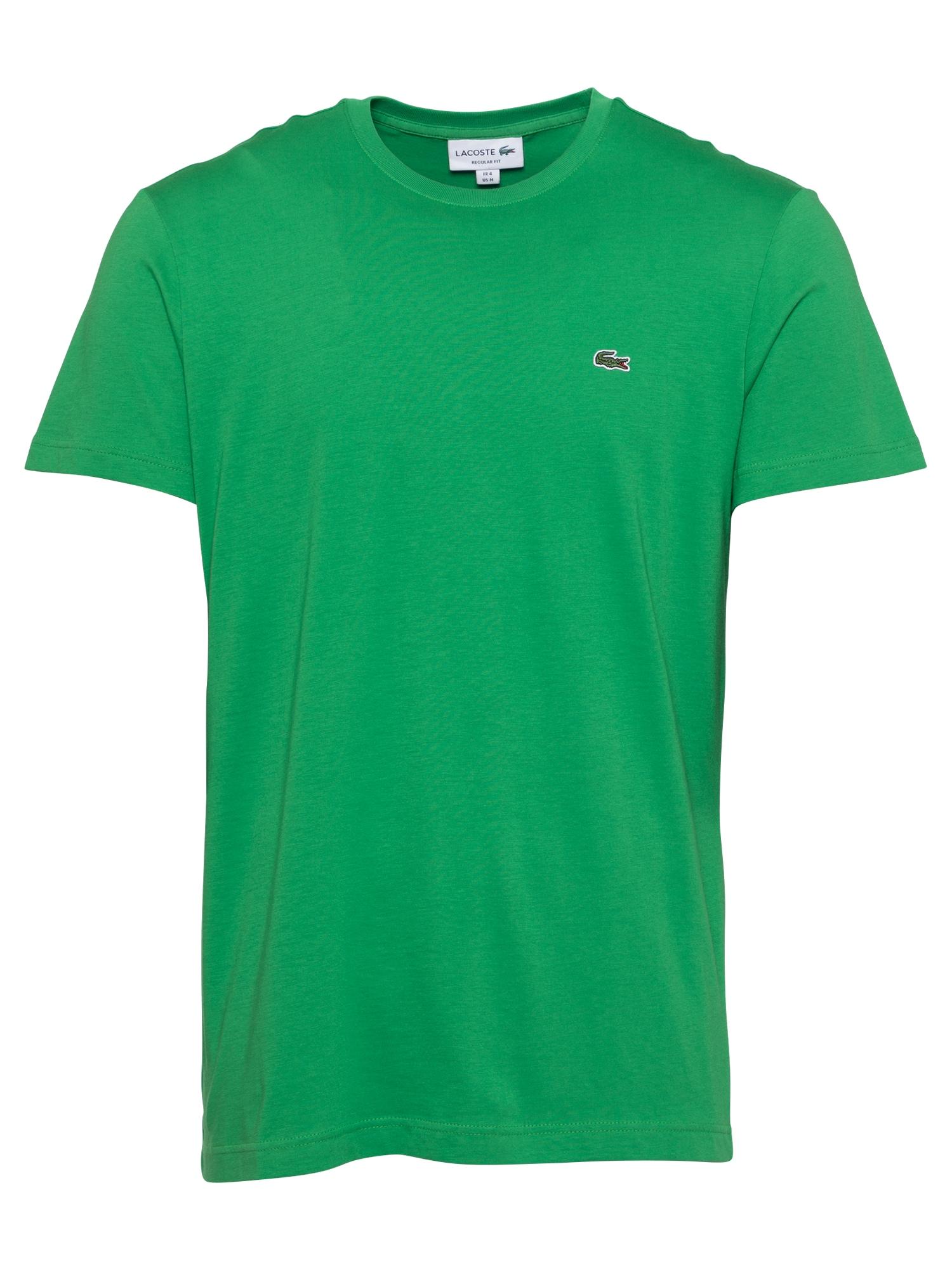 Lacoste Sport Sportiniai marškinėliai žalia
