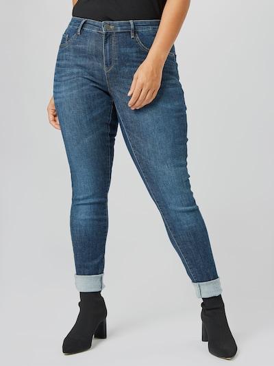 Only Carmakoma Floria Life Regular Skinny Jeans