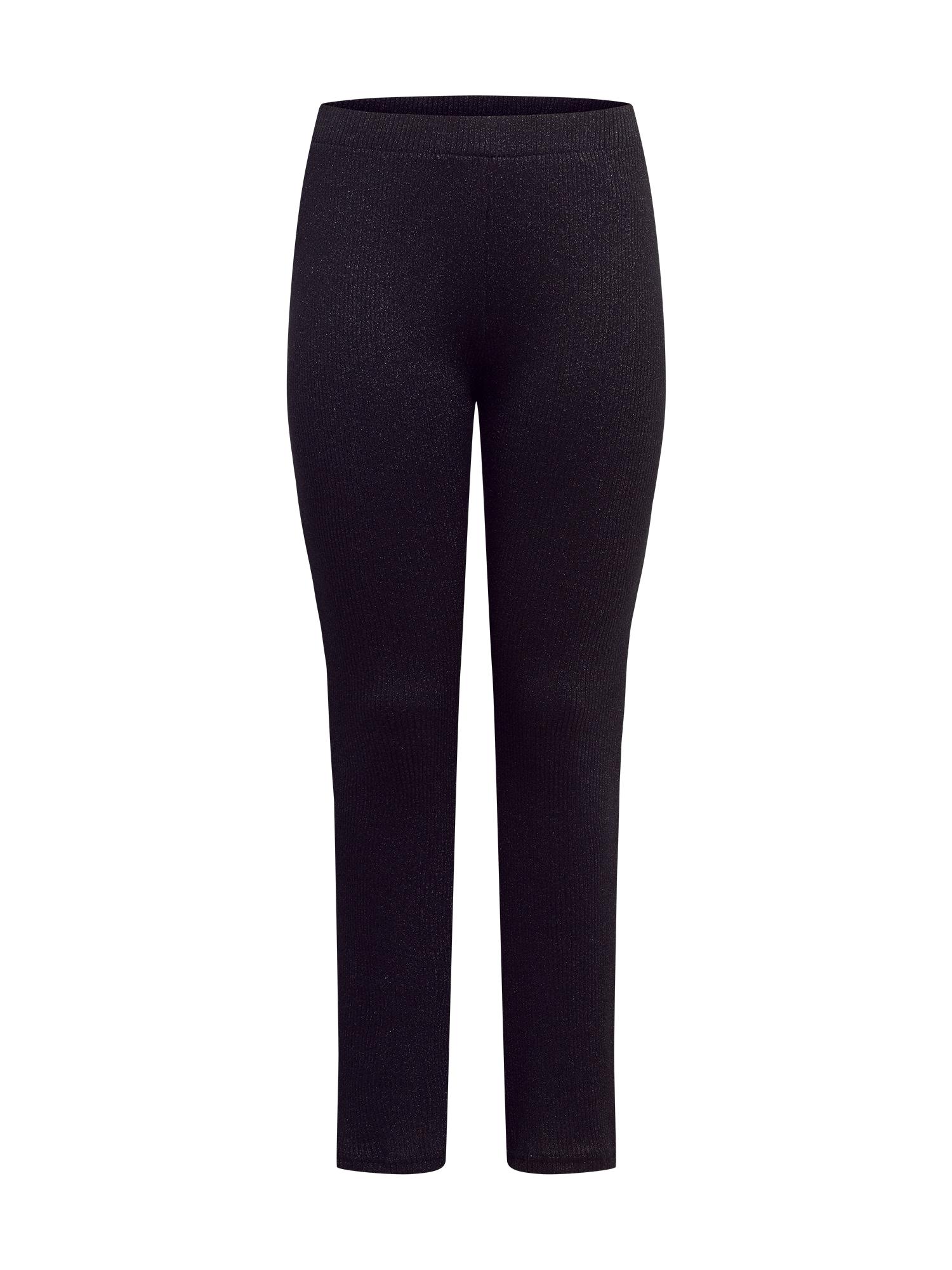PIECES (Curve) Kelnės juoda