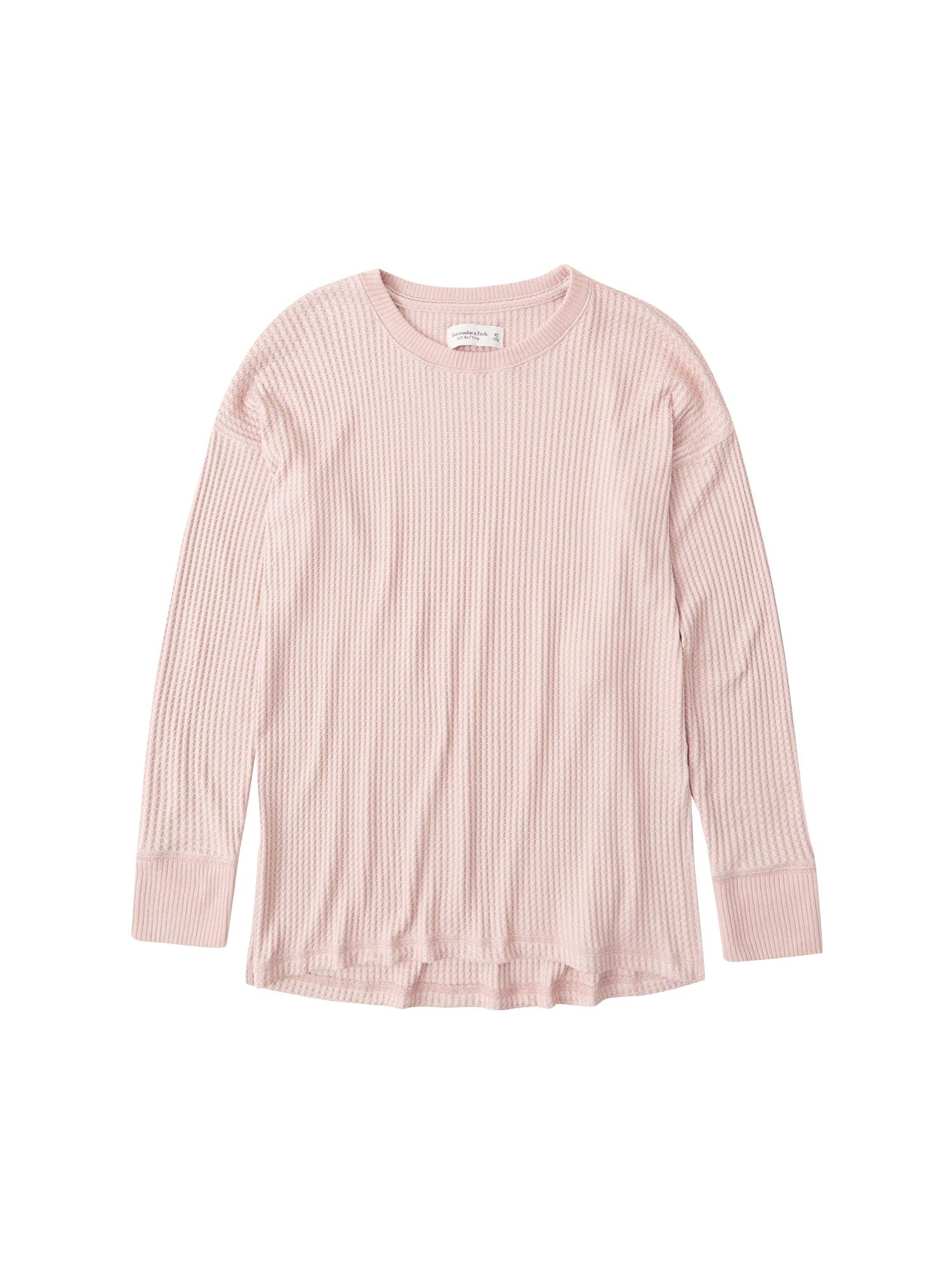 Abercrombie & Fitch Megztinis šviesiai rožinė