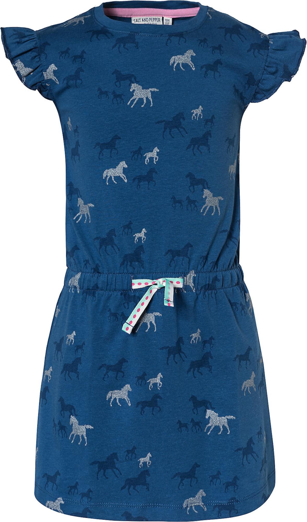 SALT AND PEPPER Suknelė mėlyna