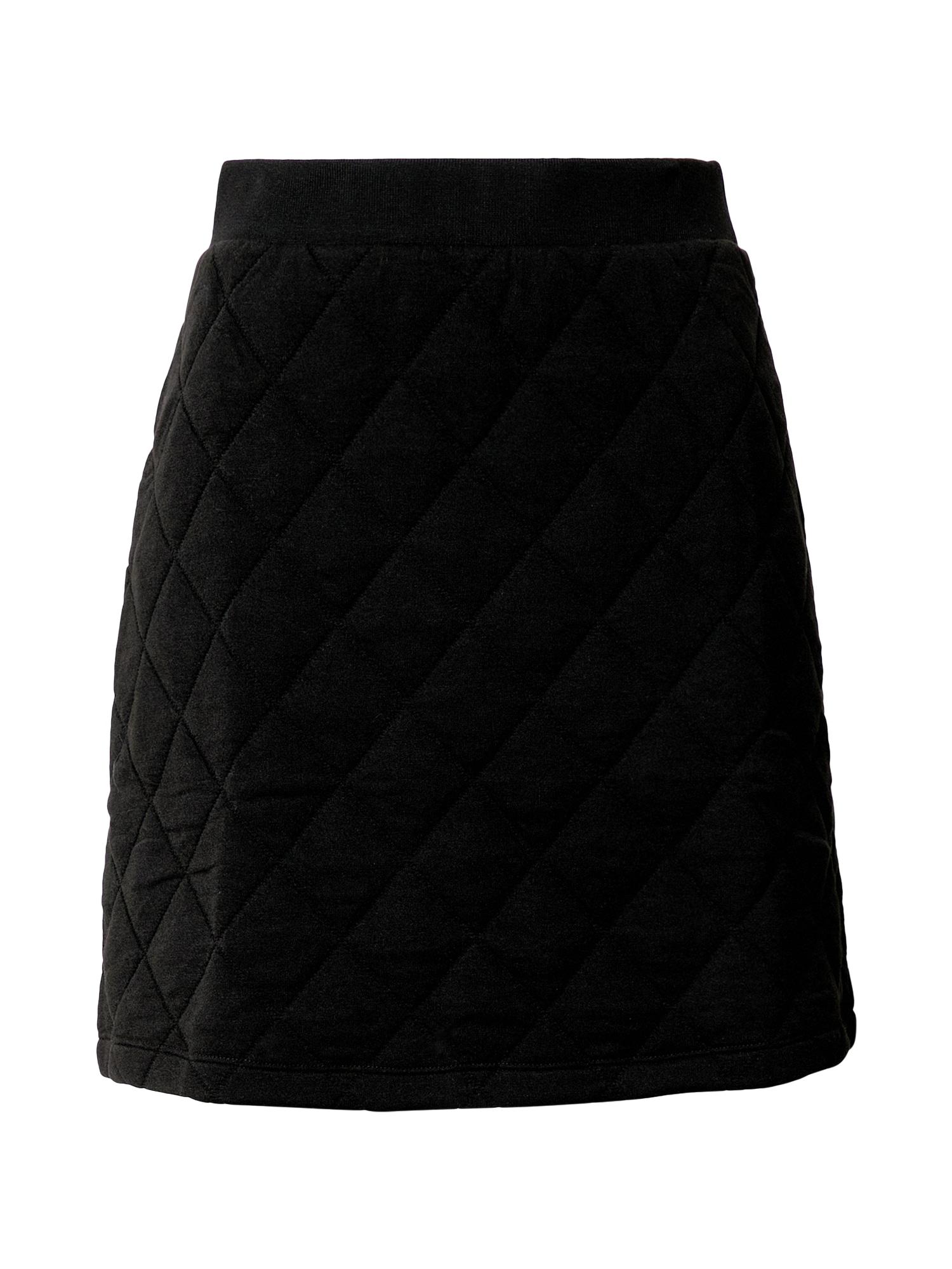 OBJECT Sukně 'Moni'  černá