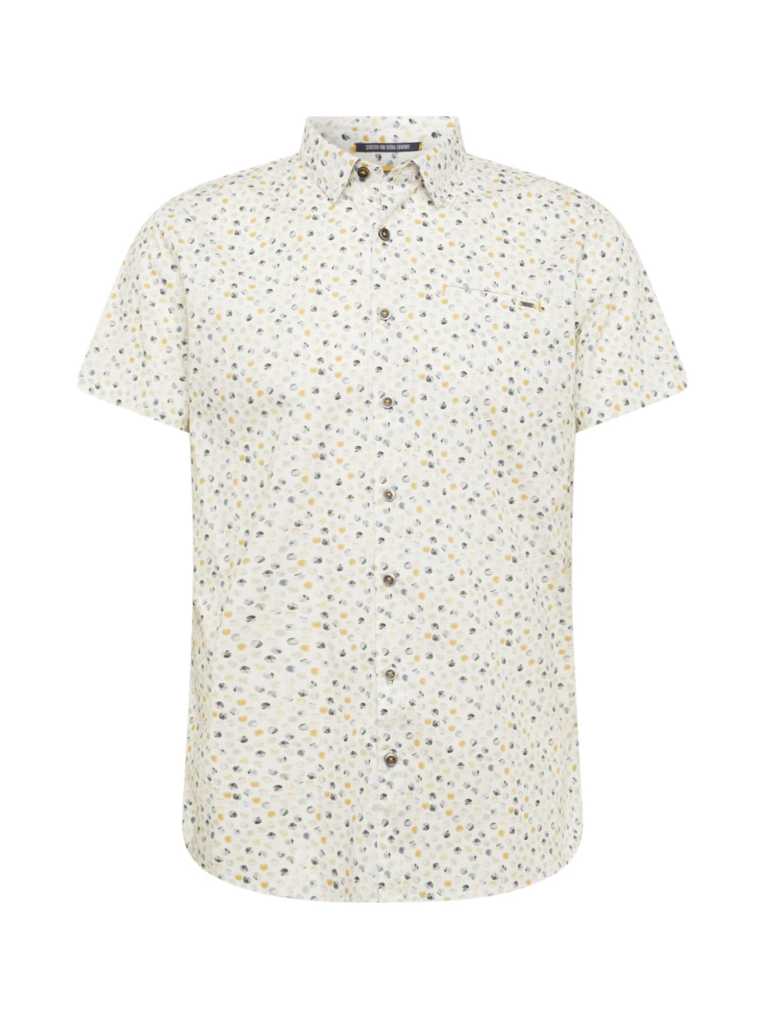 No Excess Marškiniai šviesiai pilka / grafito / aukso geltonumo spalva / smėlio spalva