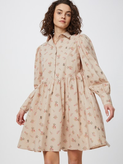 Y.A.S Cutie Langarm Button-Down Hemdkleid