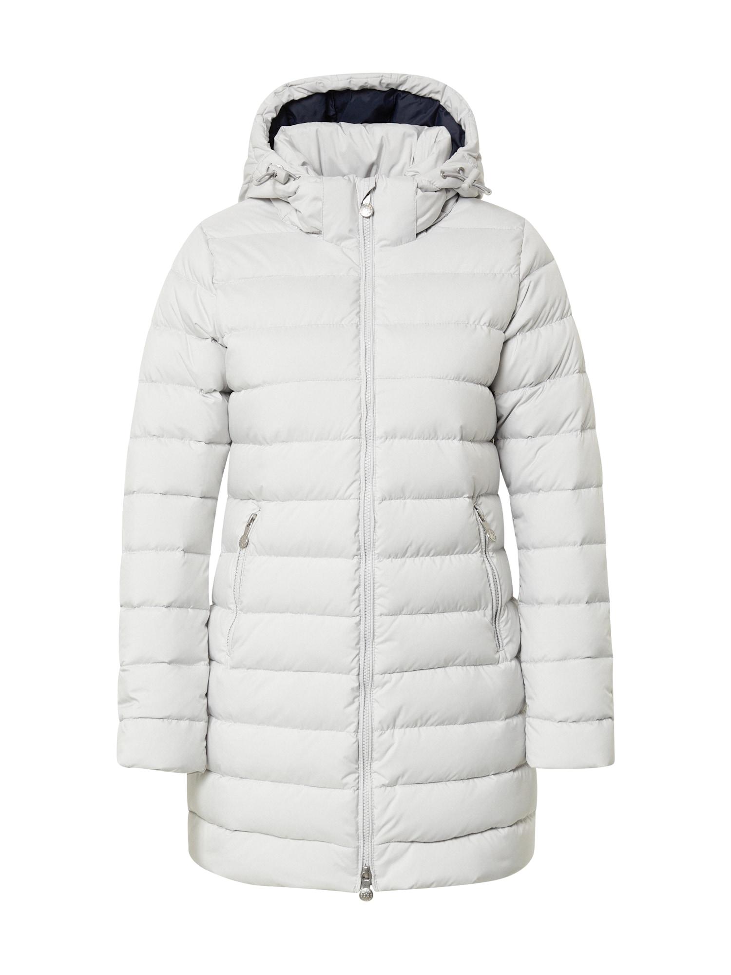 PYRENEX Žieminė striukė 'SPOUTNIC' šviesiai pilka