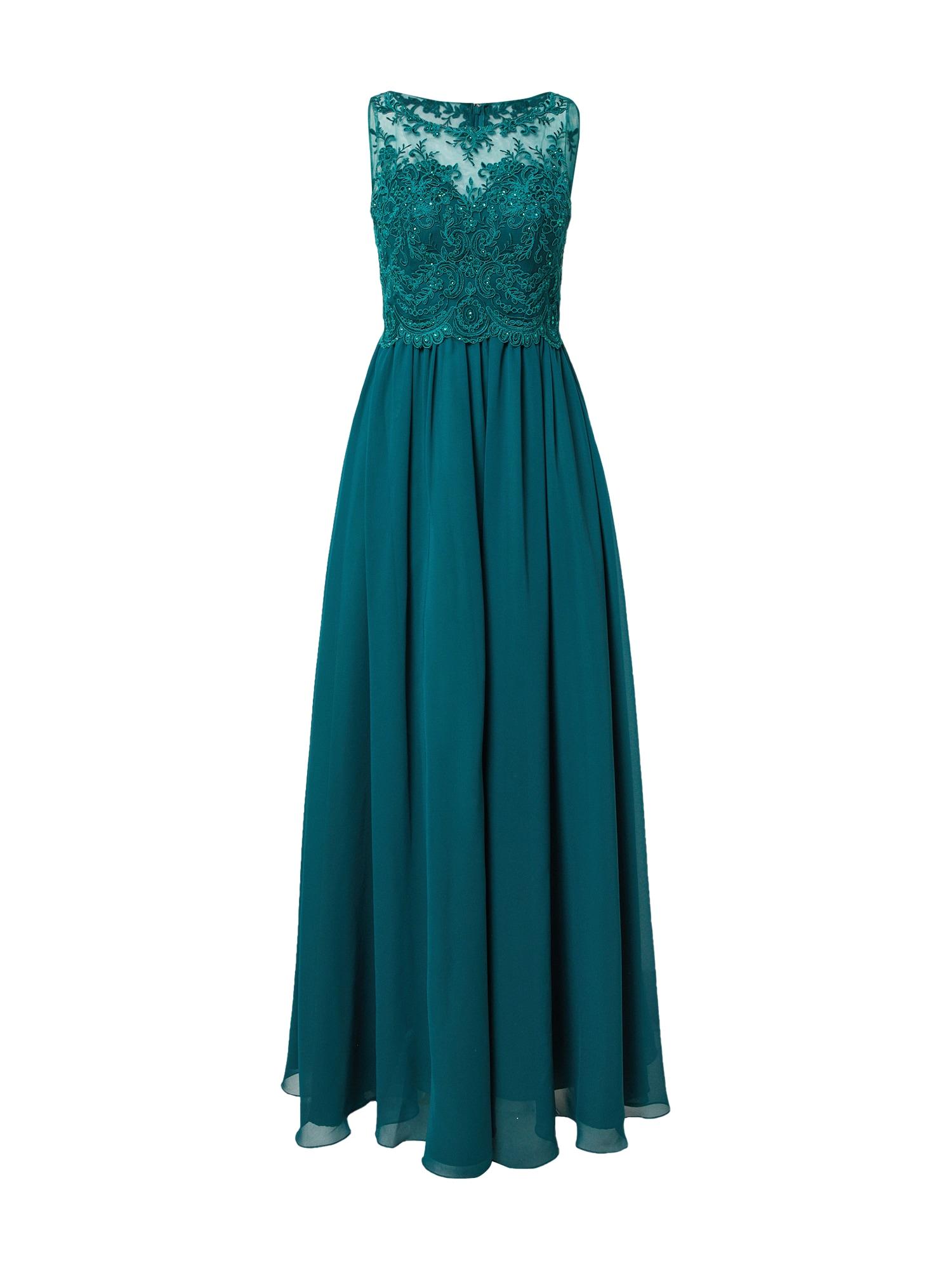 Laona Vakarinė suknelė žalia