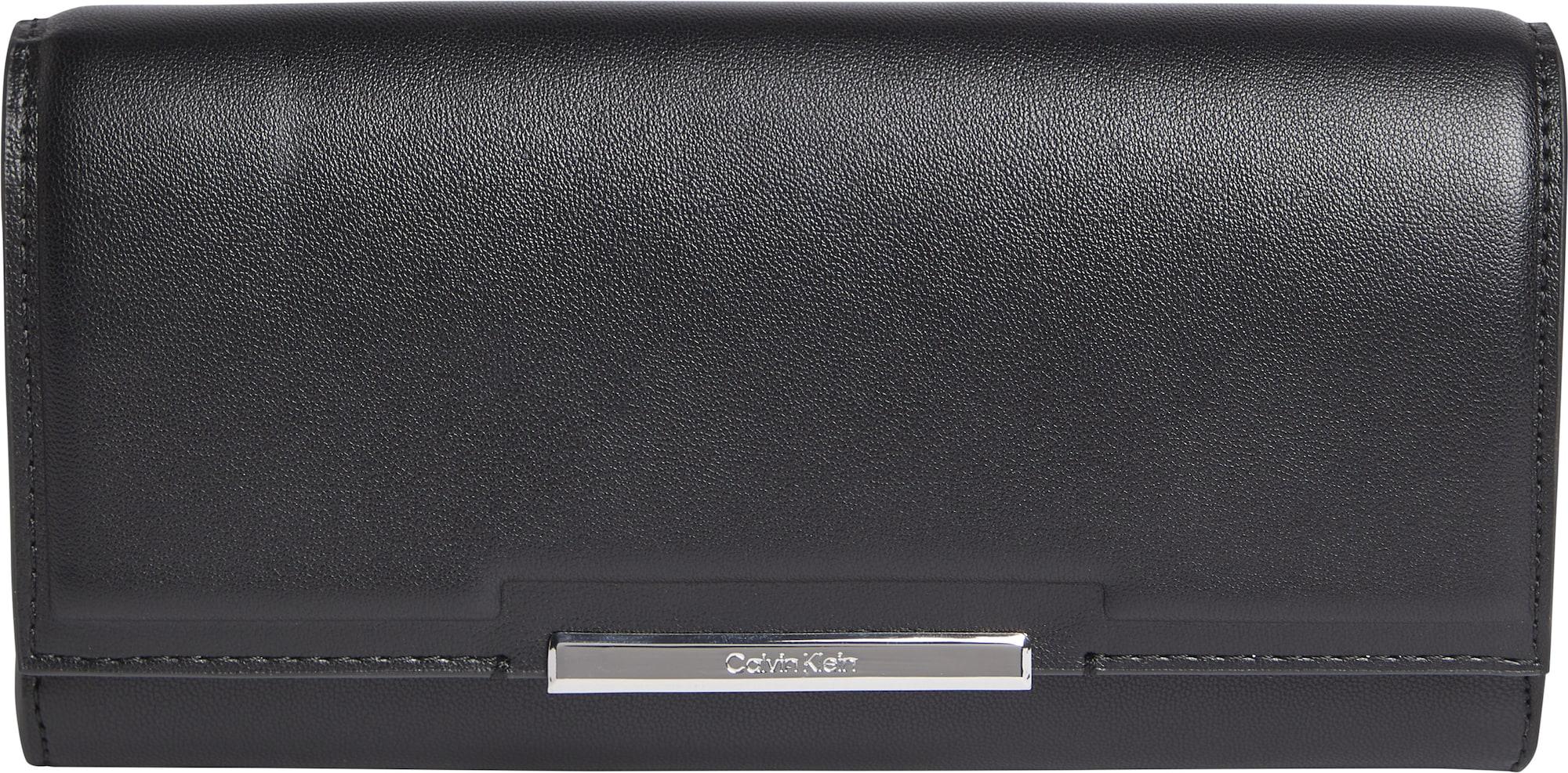 Calvin Klein Peněženka  černá