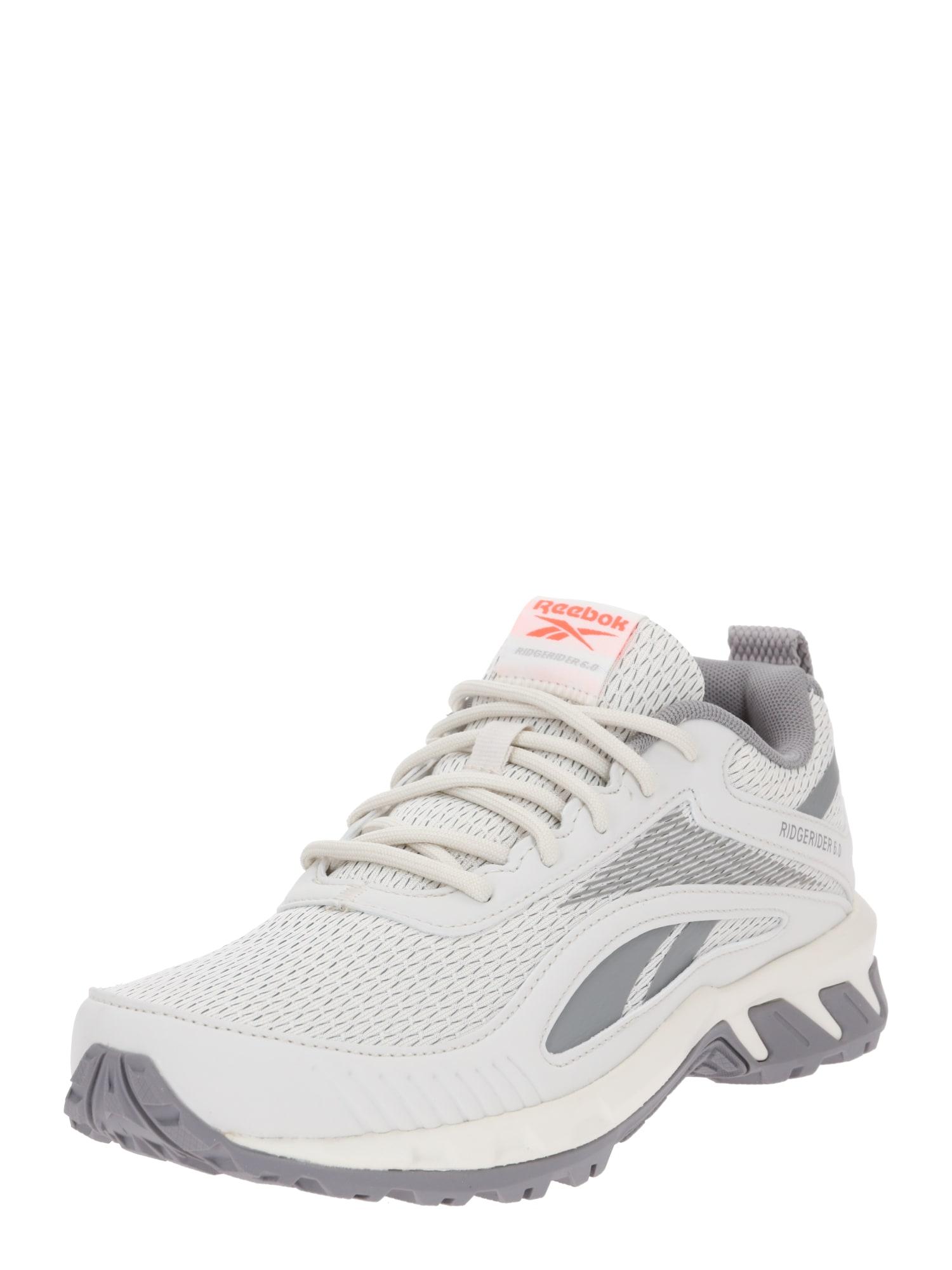 REEBOK Sportiniai batai 'Ridgerider' pilka / šviesiai pilka