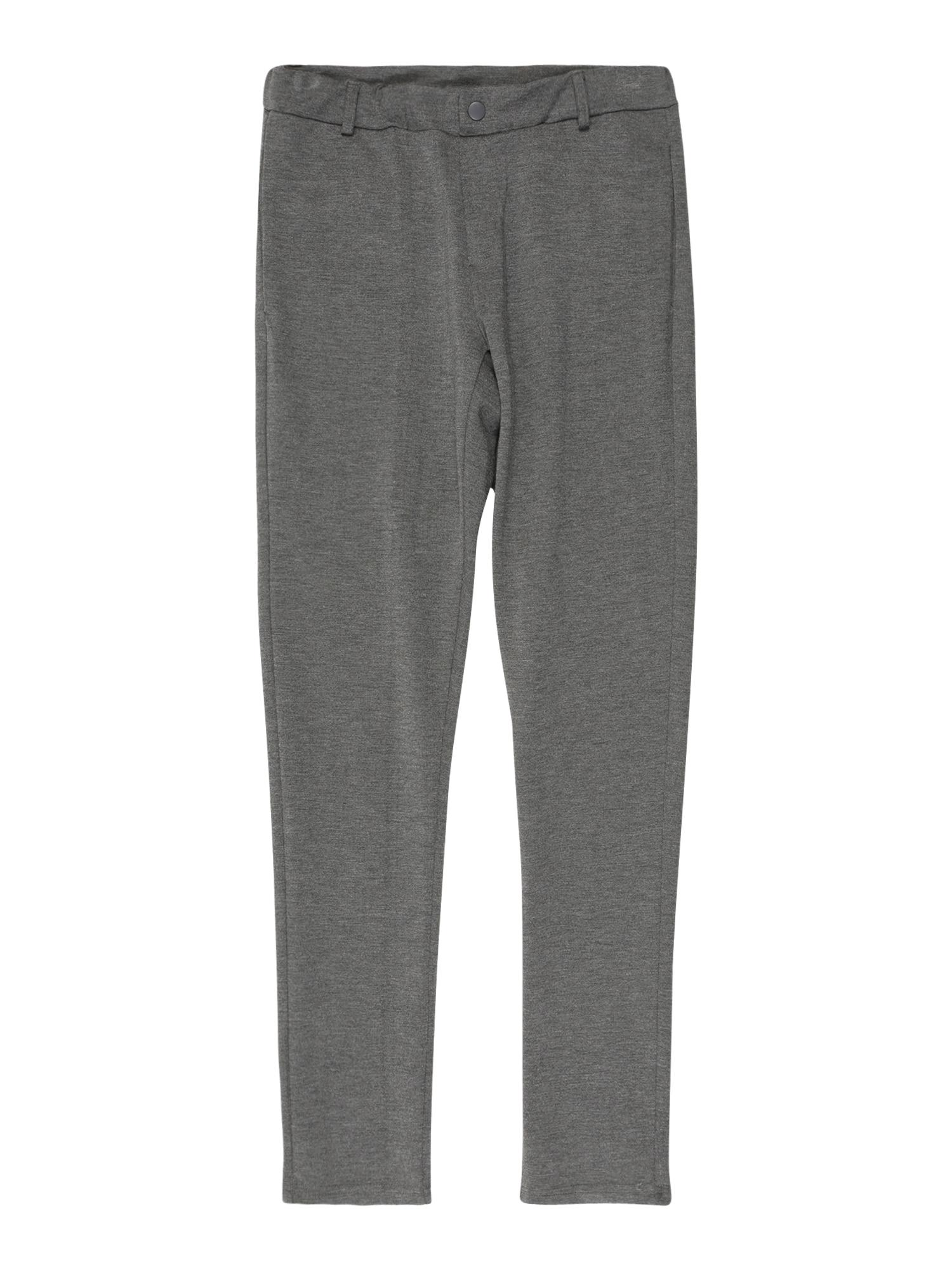 NAME IT Kalhoty 'SINGO'  tmavě šedá