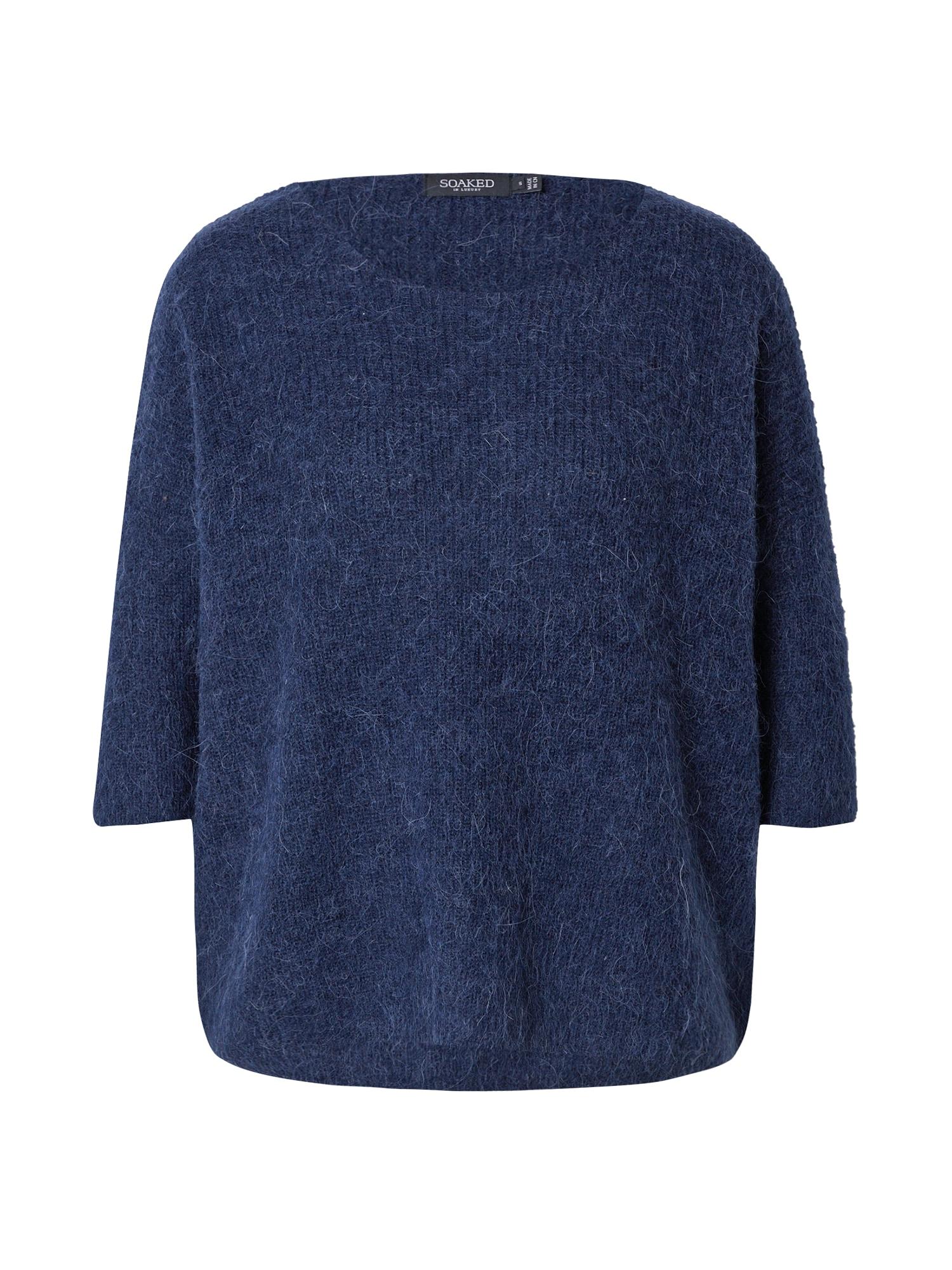 SOAKED IN LUXURY Megztinis