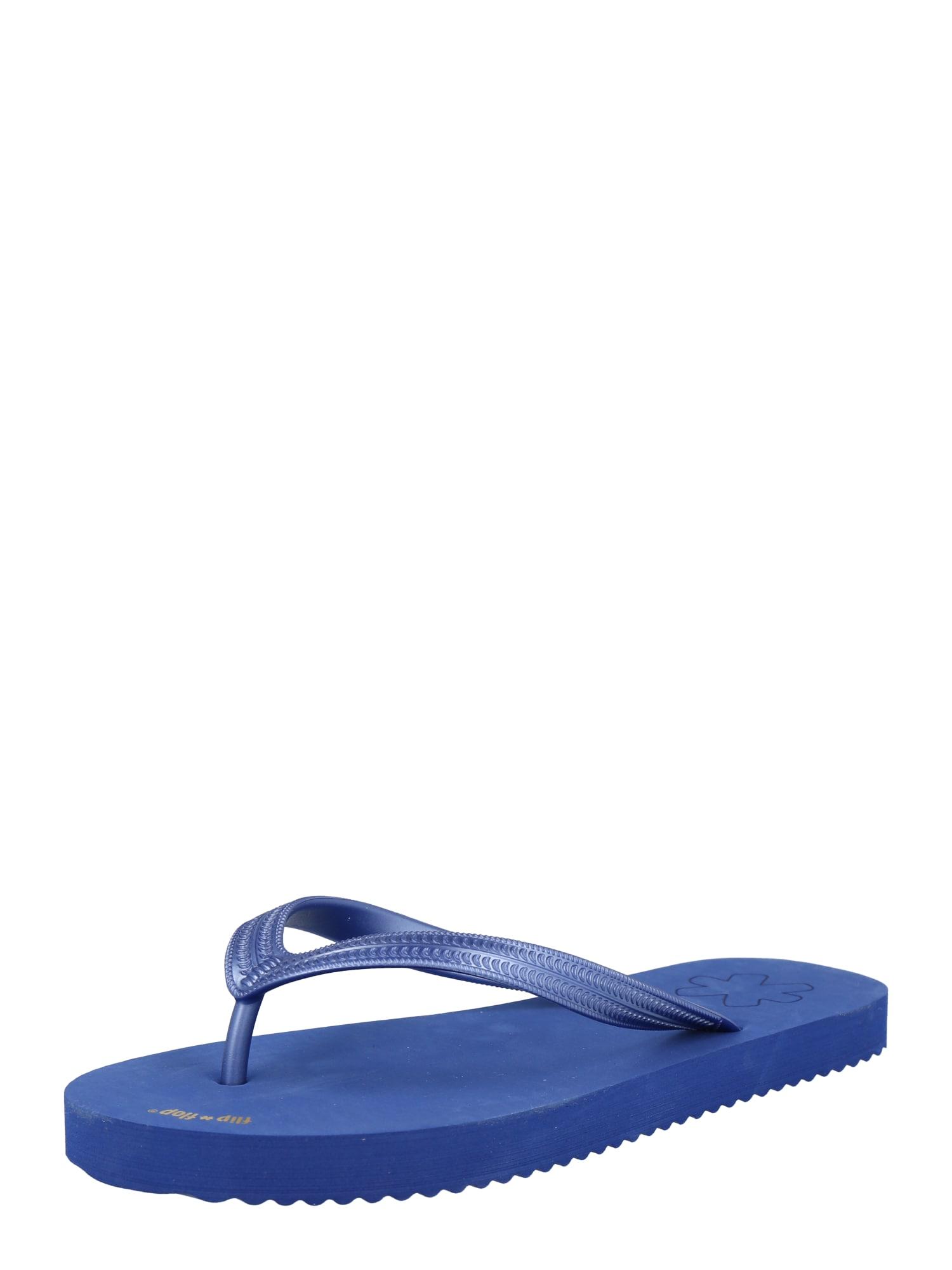 FLIP*FLOP Šlepetės per pirštą violetinė-mėlyna