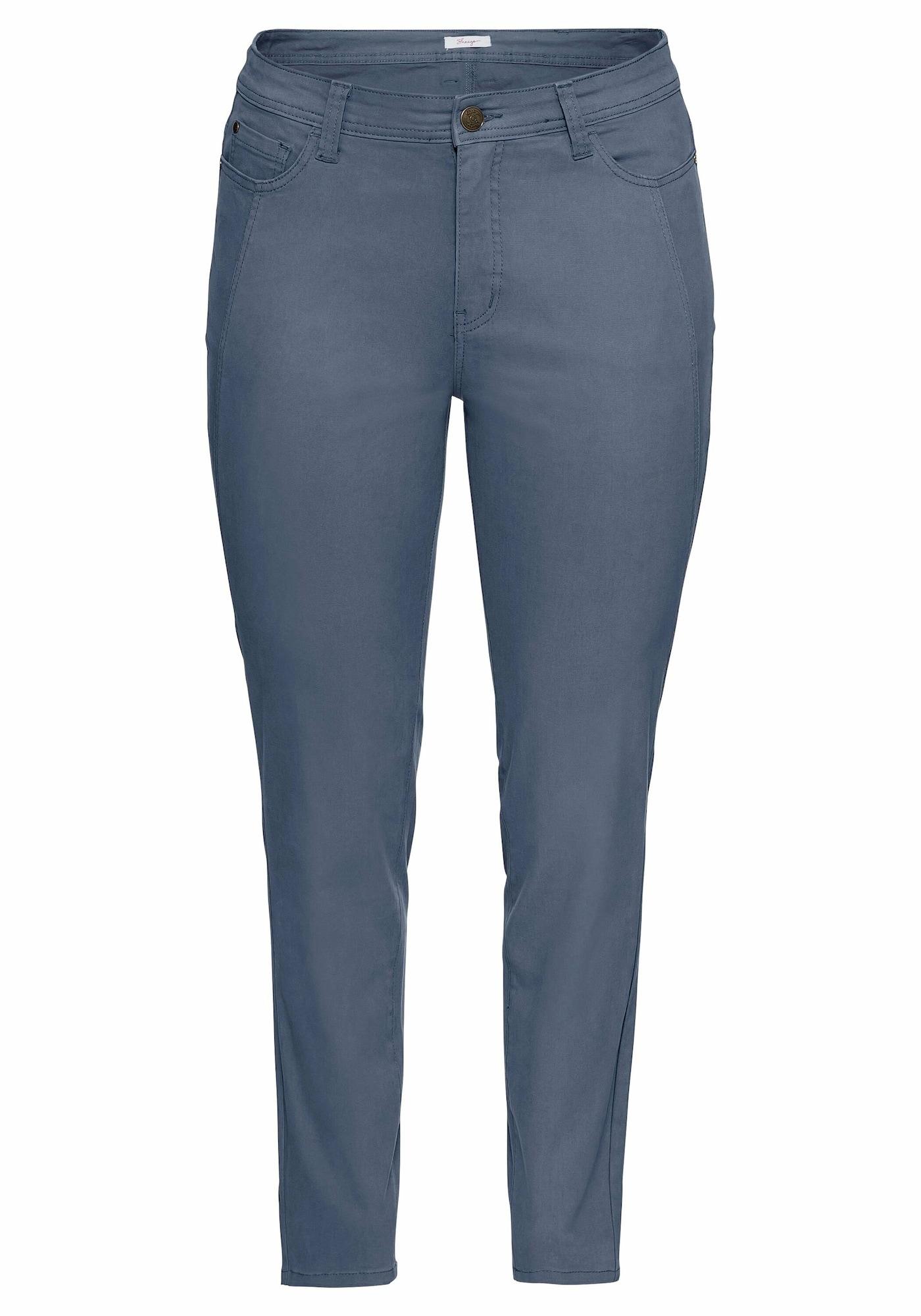 SHEEGO Kelnės mėlyna