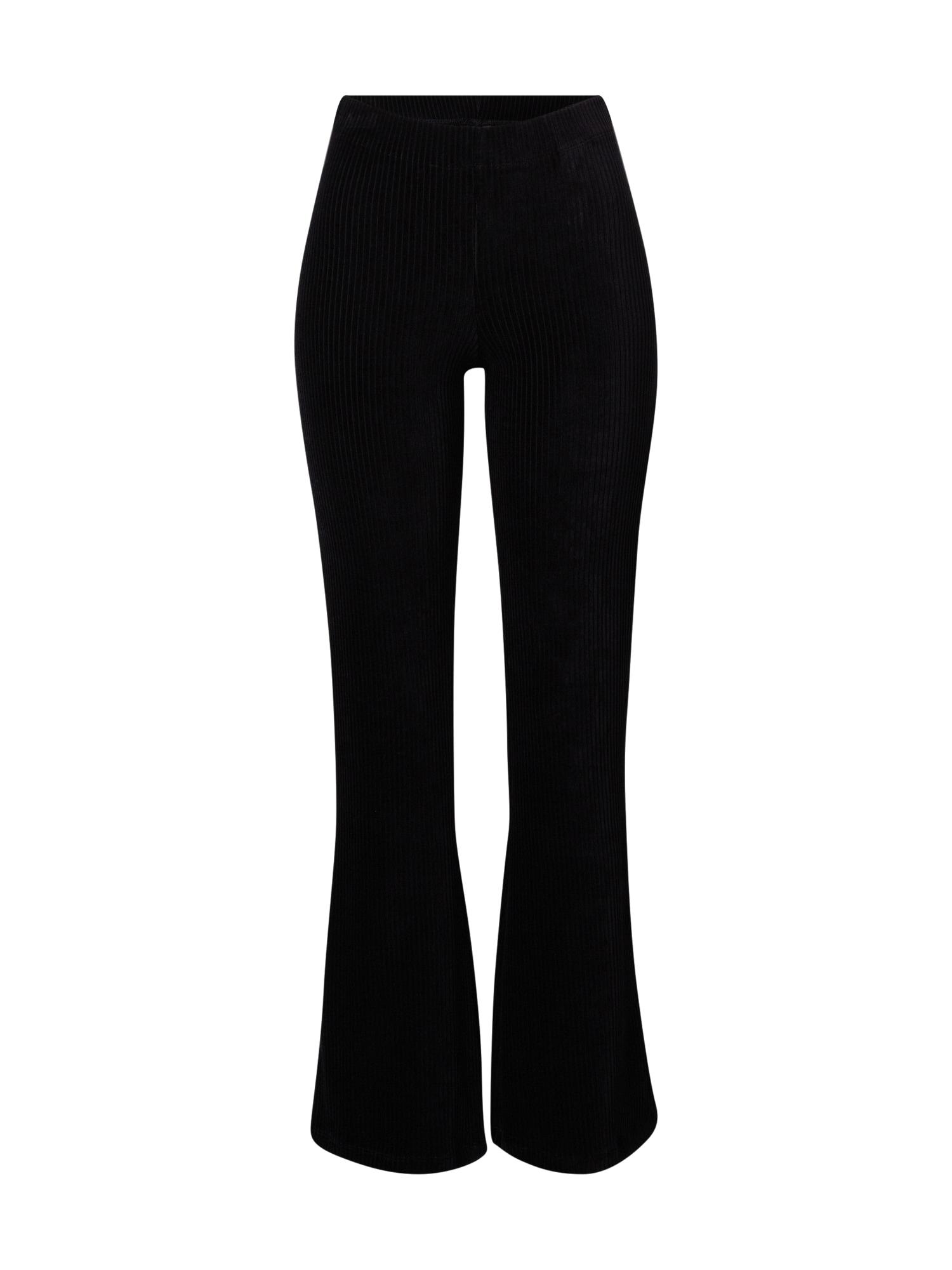 ONLY Kalhoty 'Fenja'  černá