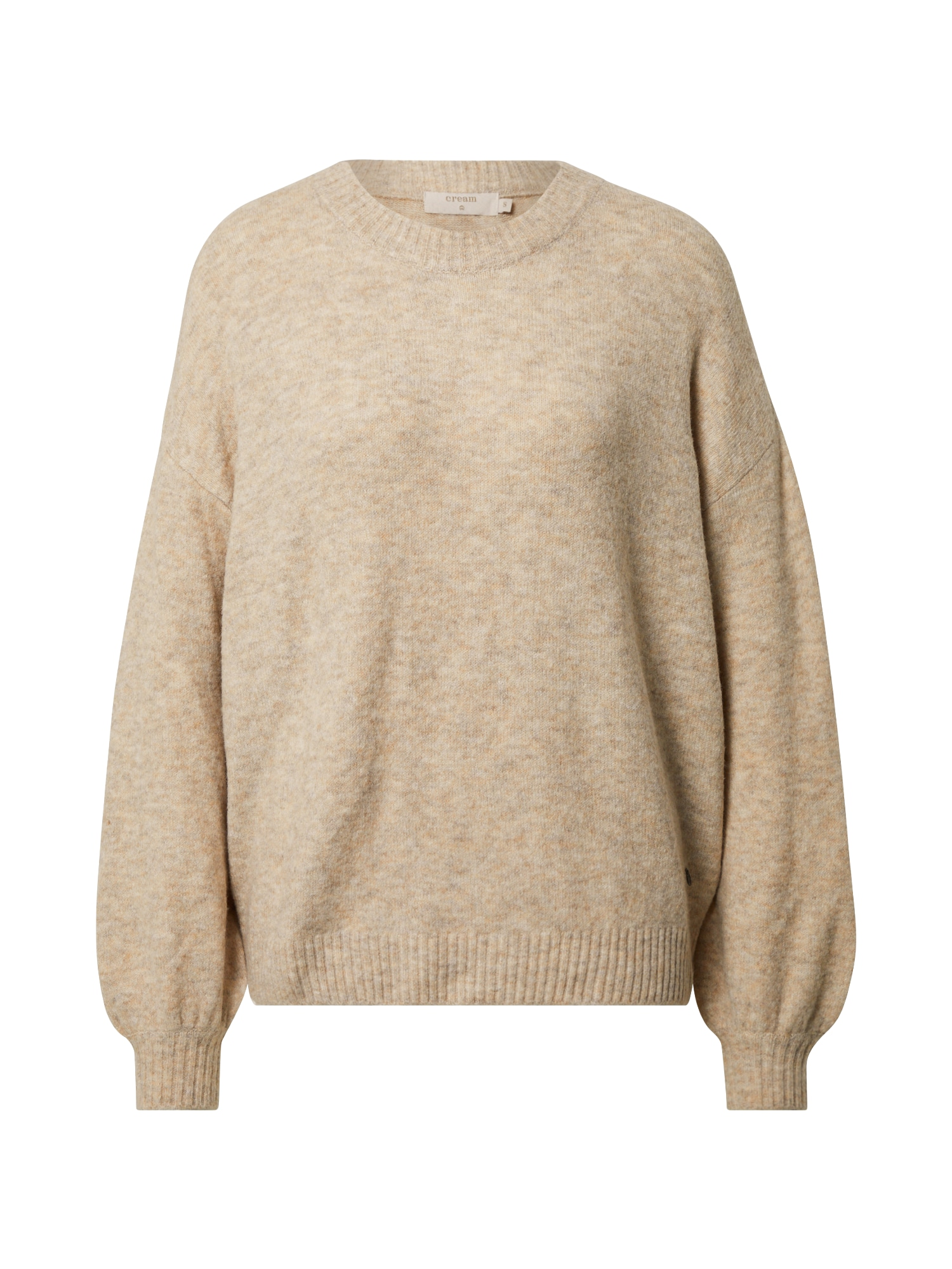 Cream Megztinis