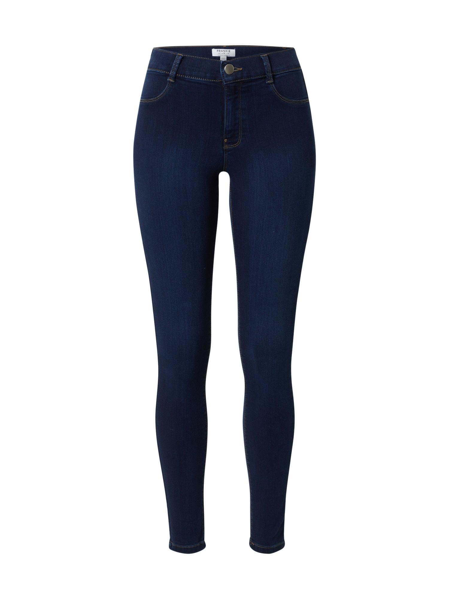 Dorothy Perkins Džinsai tamsiai (džinso) mėlyna