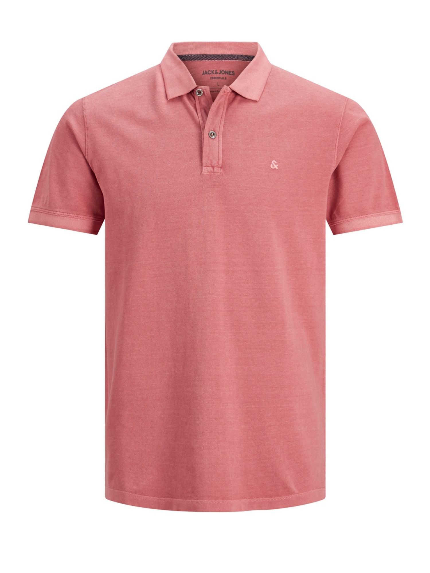 JACK & JONES Marškinėliai rožinė