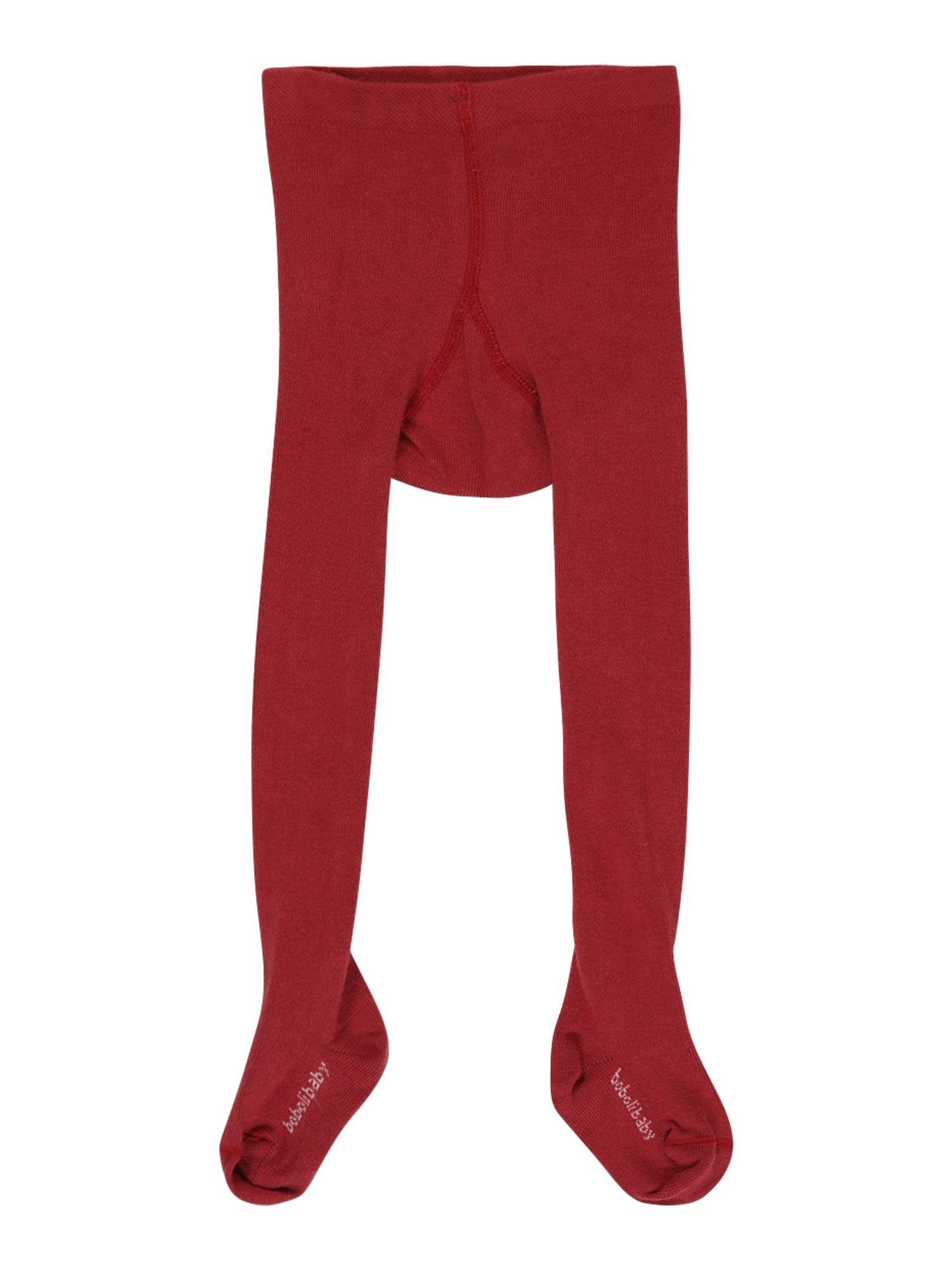 Boboli Punčocháče  tmavě červená / pastelově růžová / ohnivá červená