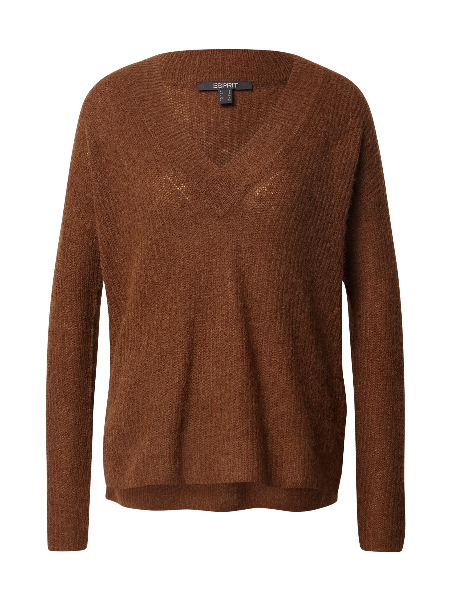 Esprit Collection Megztinis karamelės