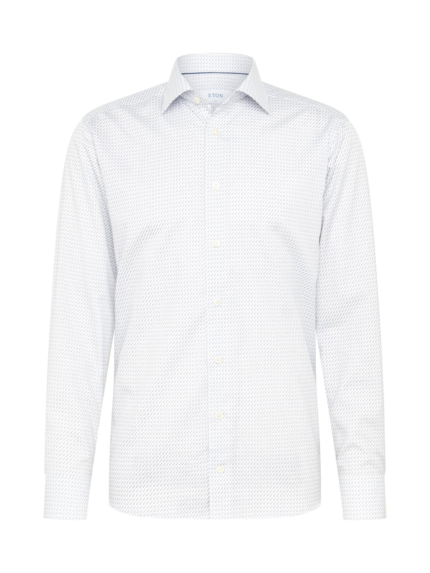 ETON Marškiniai mėlyna / balta