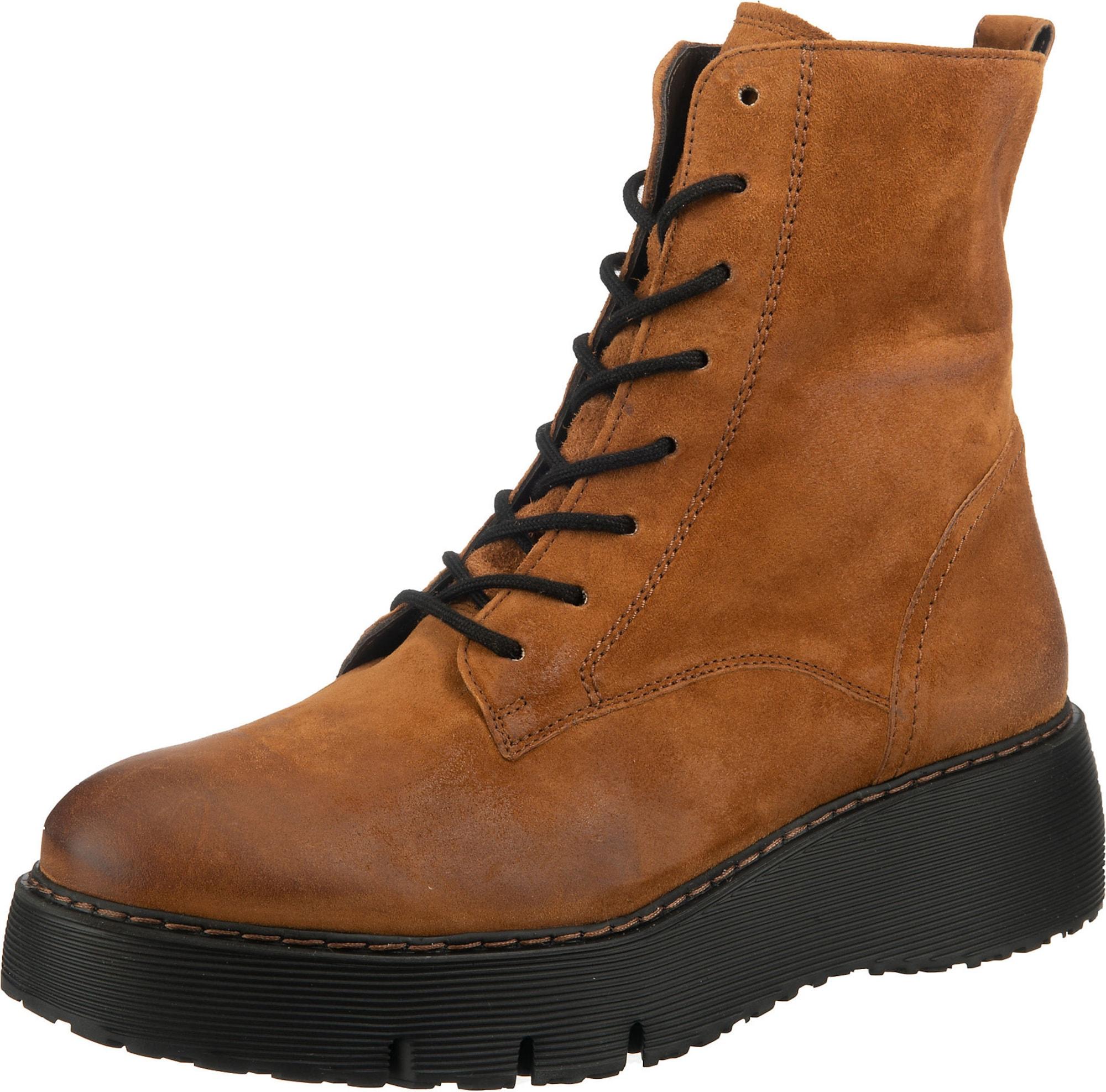 Paul Green Suvarstomieji kulkšnis dengiantys batai šviesiai ruda