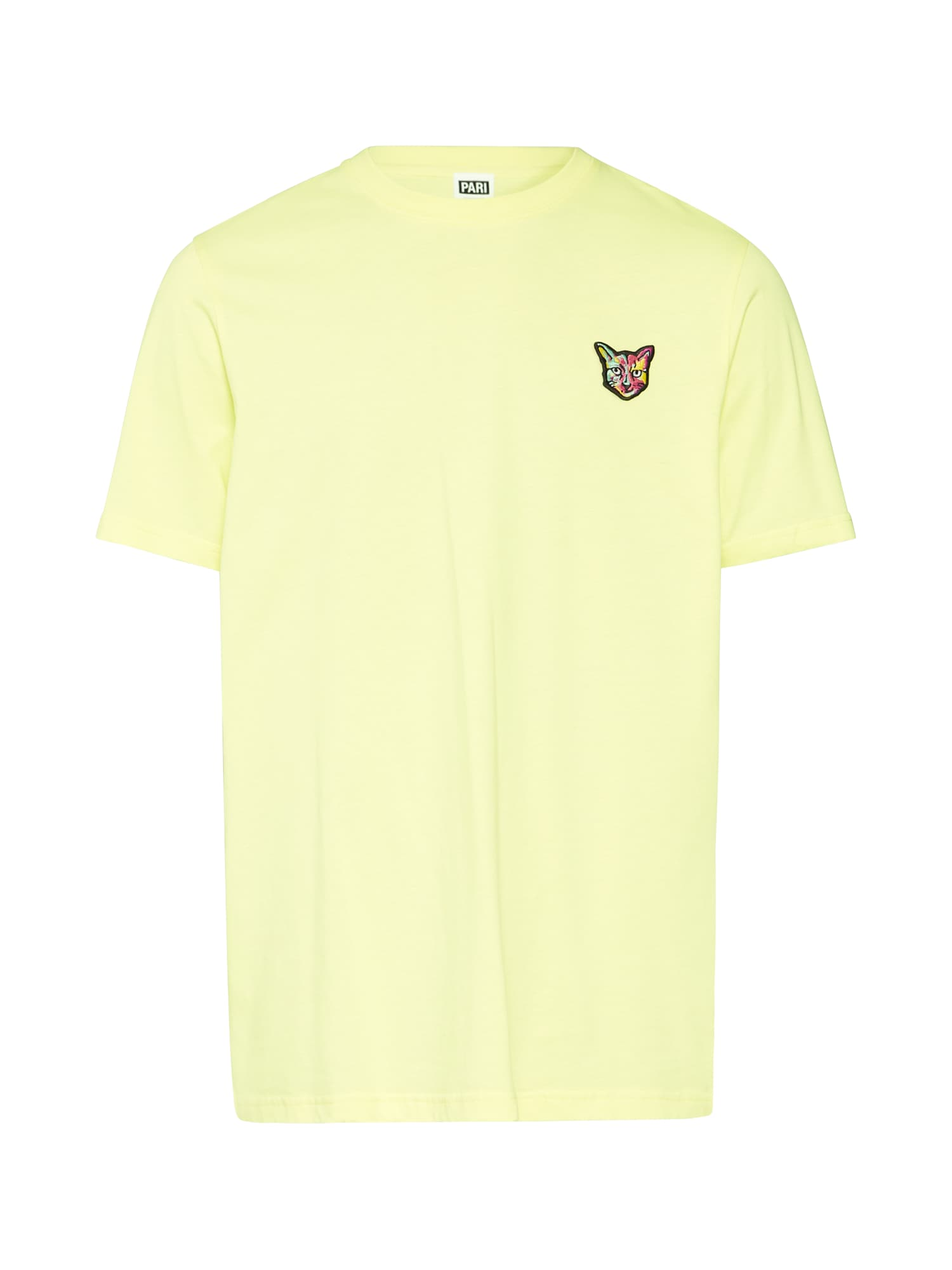 PARI Tričko 'Theresa'  žlté