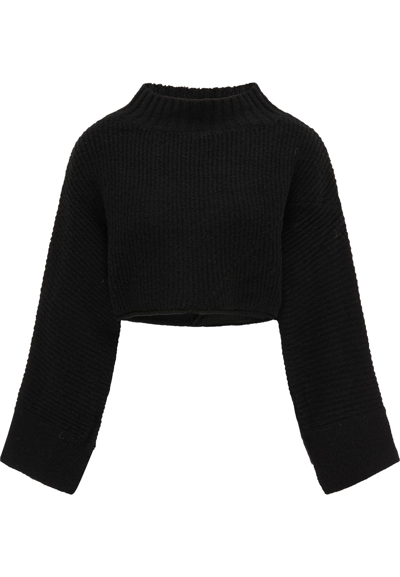 myMo ROCKS Megztinis juoda