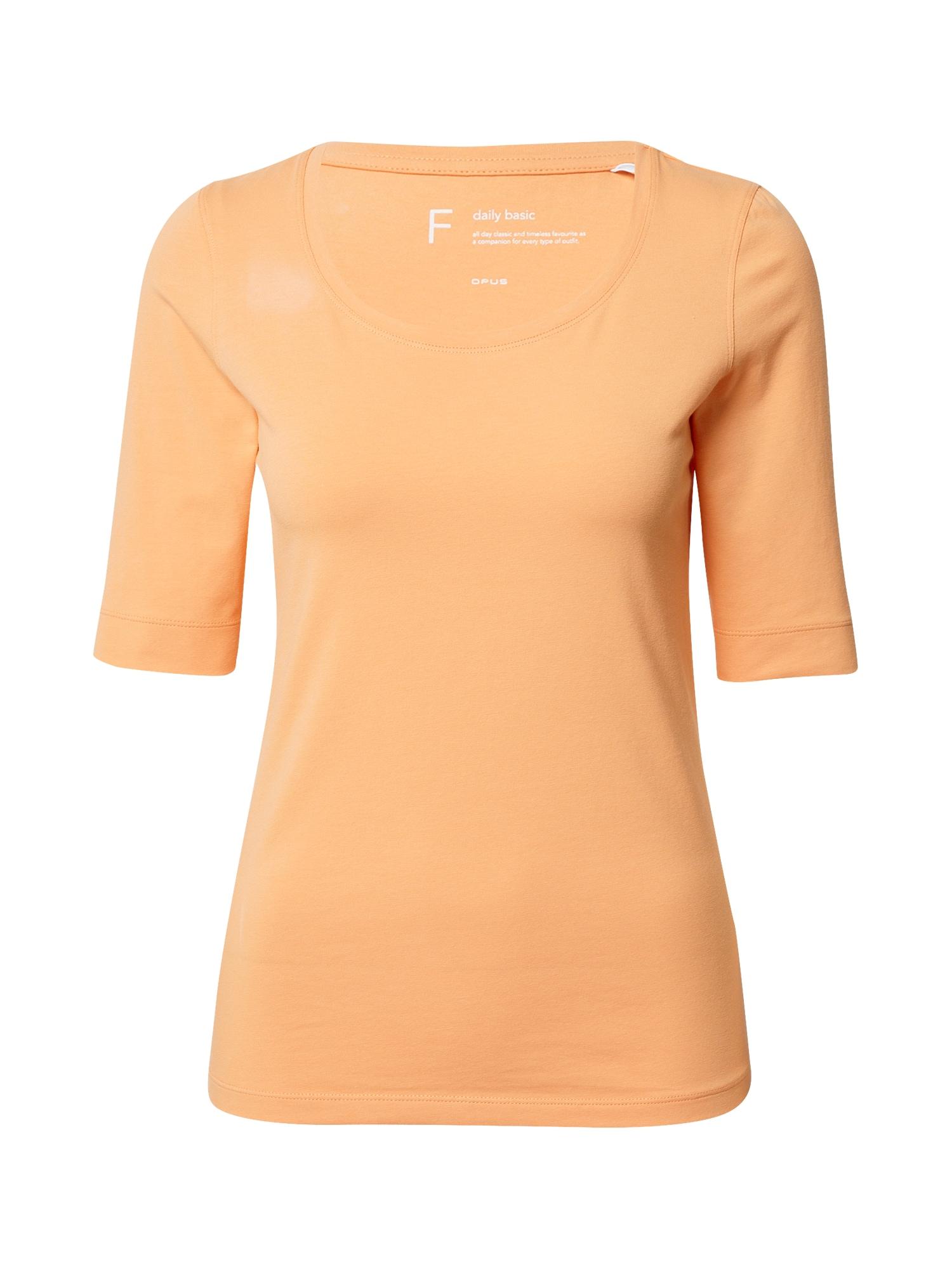 OPUS Marškinėliai oranžinė