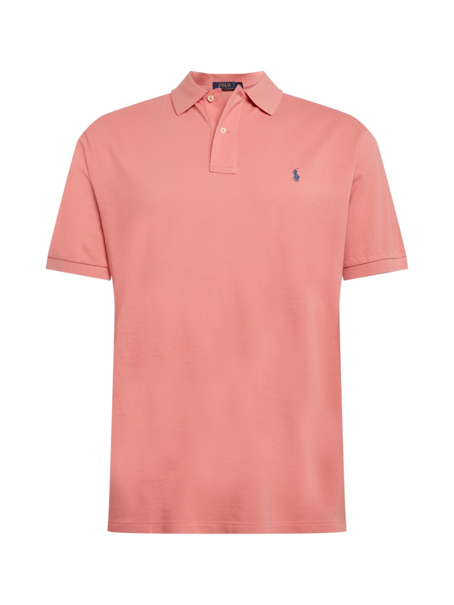 Polo Ralph Lauren Big & Tall Marškinėliai ryškiai rožinė spalva