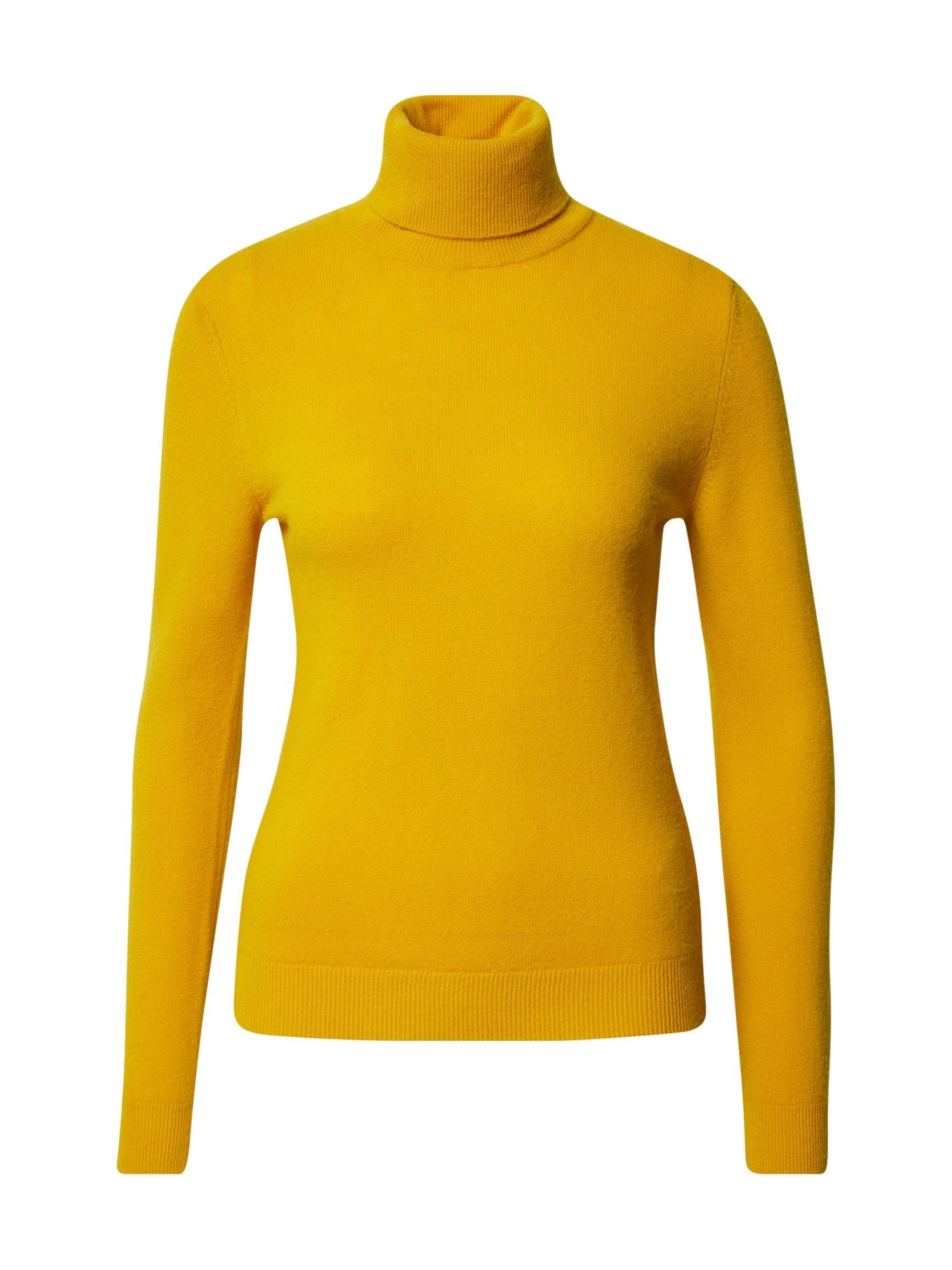 UNITED COLORS OF BENETTON Svetr  žlutá