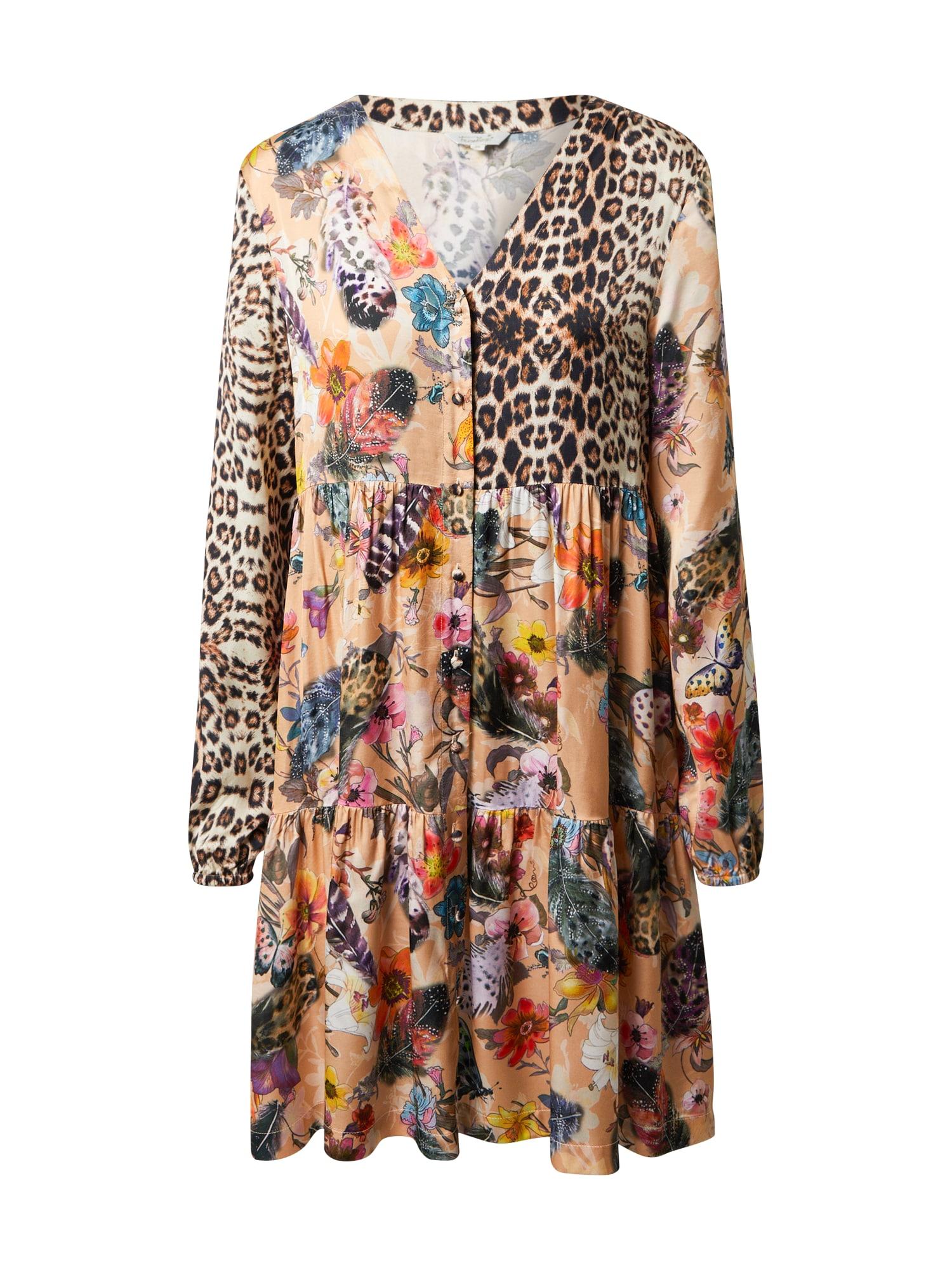 Frogbox Vasarinė suknelė mišrios spalvos