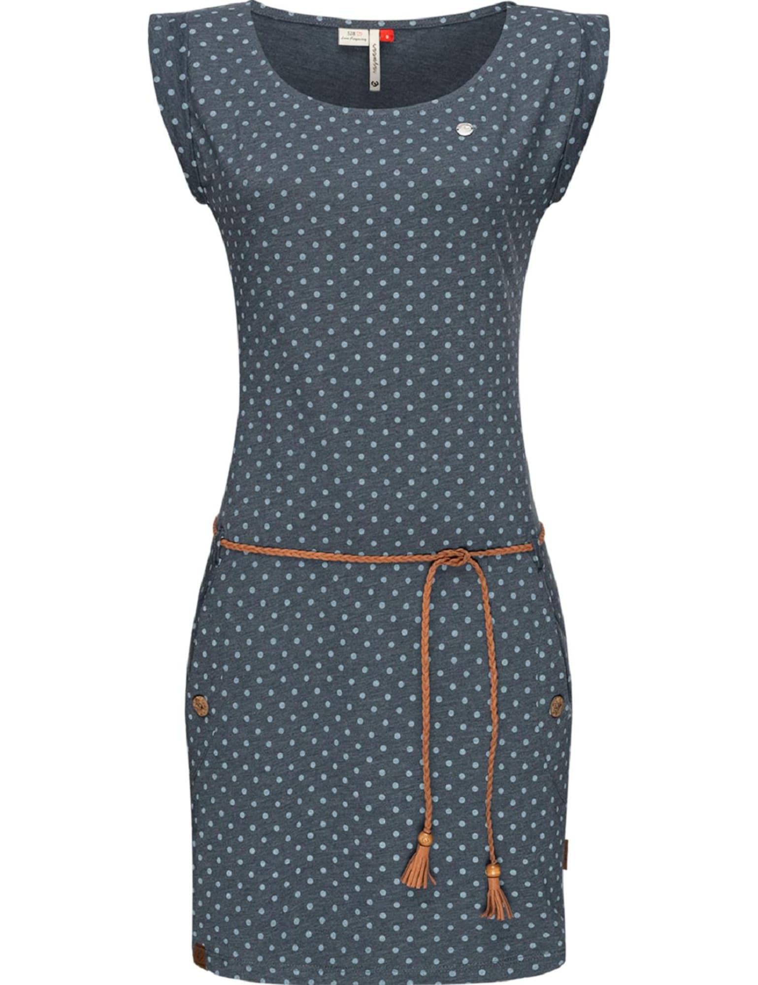Ragwear Letné šaty  svetlomodrá / modré