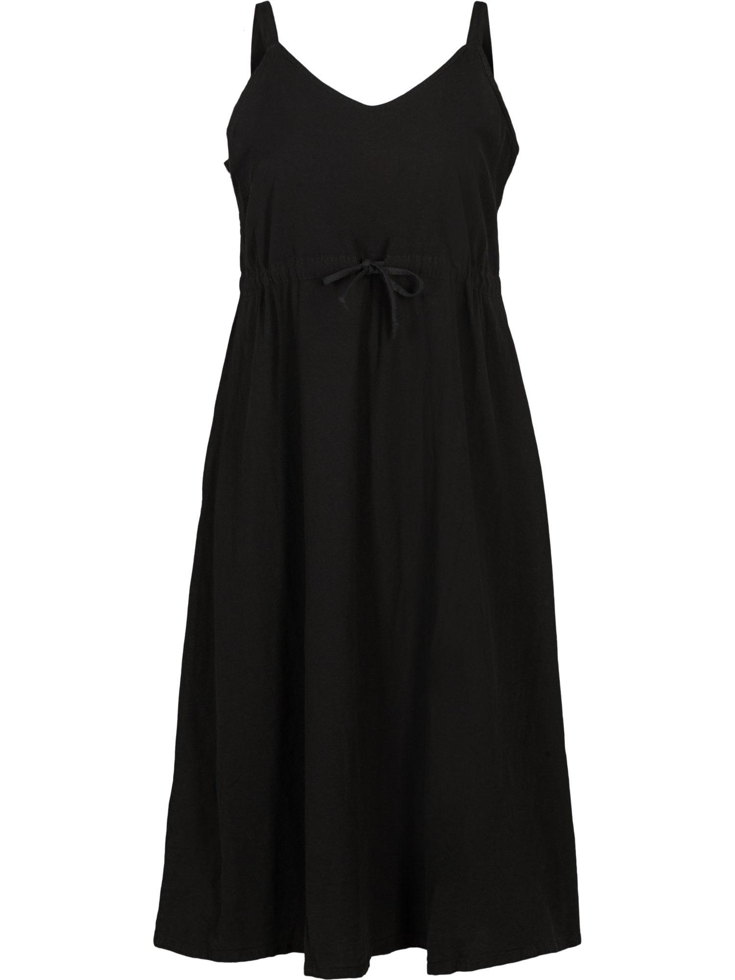 Zizzi Šaty 'Jeasy'  černá