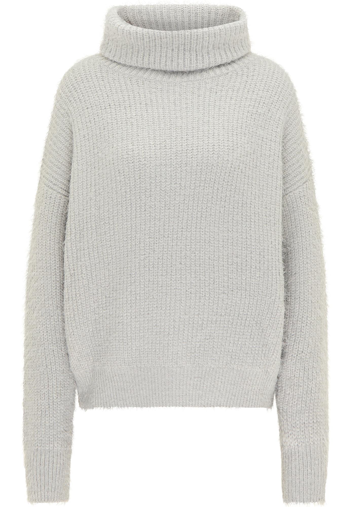 usha WHITE LABEL Megztinis pilka